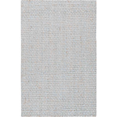 Jute Rug ~ Light Gray - Cece & Me - Home and Gifts
