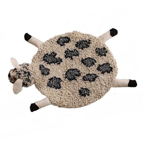 Image of Sheep Area Rug - Cece & Me - Home and Gifts