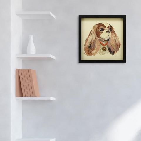 King Charles Spaniel ~ Art Collage - Cece & Me - Home and Gifts