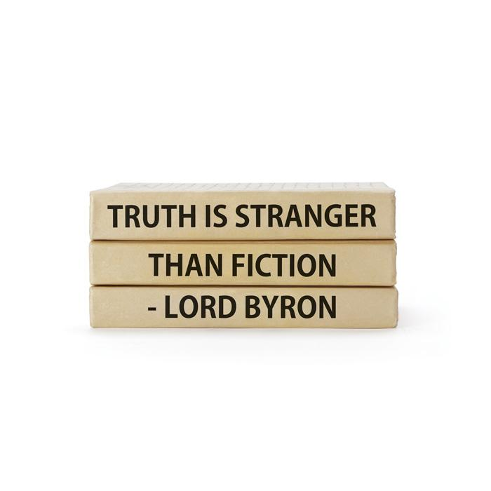 Lord Byron Quote Books Bundle - Cece & Me - Home and Gifts
