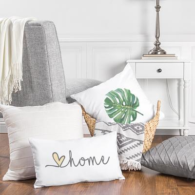 Love Home Lumbar Pillow - Cece & Me - Home and Gifts