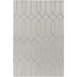 Lydia Wool Rug ~ Medium Gray - Cece & Me - Home and Gifts