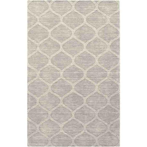 Image of Mystique Wool Rug ~ Medium Gray - Cece & Me - Home and Gifts