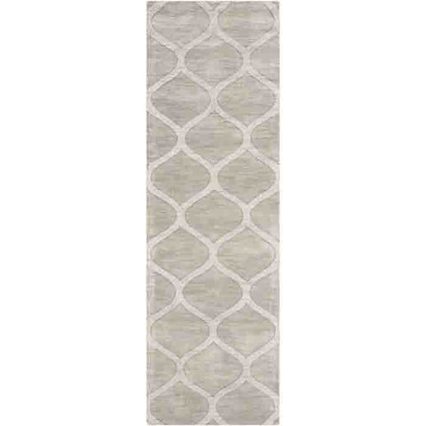 Mystique Wool Rug ~ Medium Gray - Cece & Me - Home and Gifts