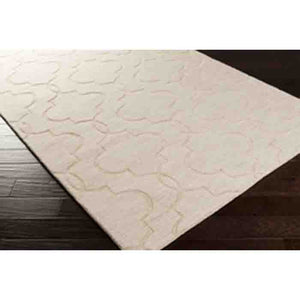 Mystique Wool Rug III ~ Cream