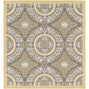 Marina Rug ~ Tan/Khaki/Medium Gray - Cece & Me - Home and Gifts