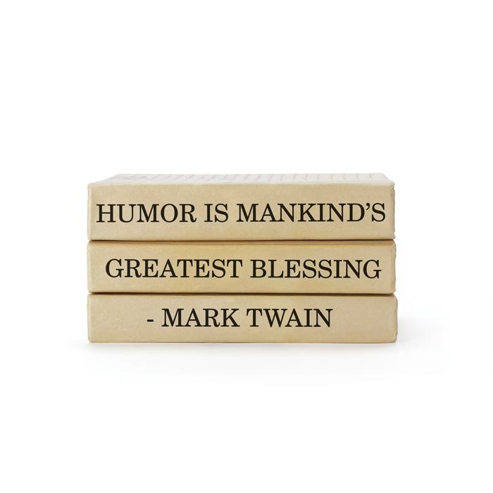 Mark Twain Quote Books Bundle