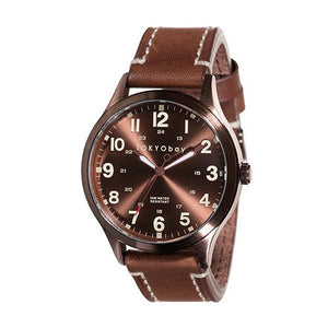 Mason Watch ~ Brown - Cece & Me - Home and Gifts