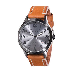 Mason Watch ~ Tan - Cece & Me - Home and Gifts