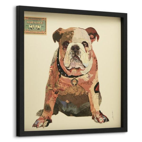 Image of Men's Best Bully ~ Art Collage - Cece & Me - Home and Gifts