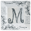 Personalized Monogram Wedding Platter - Cece & Me - Home and Gifts