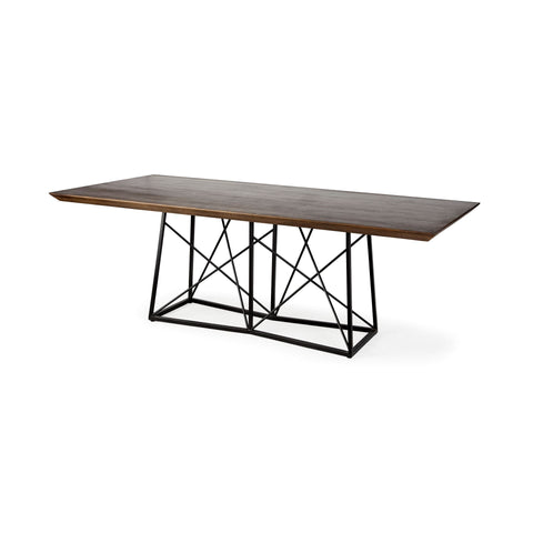 Morpheus Rectangular Dining Table - Cece & Me - Home and Gifts