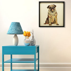 My Puggy ~ Art Collage - Cece & Me - Home and Gifts