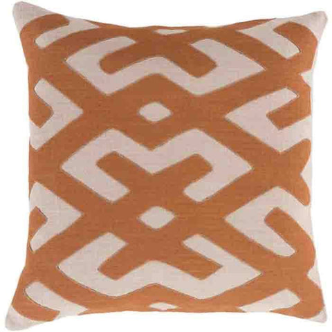 Image of Nairobi Linen Pillow ~ Burnt Orange - Cece & Me - Home and Gifts