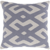 Nairobi Linen Pillow ~ Light Gray - Cece & Me - Home and Gifts