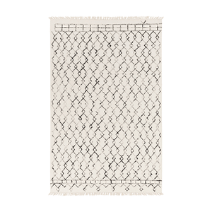 Nettie Rug ~ Cream - Cece & Me - Home and Gifts