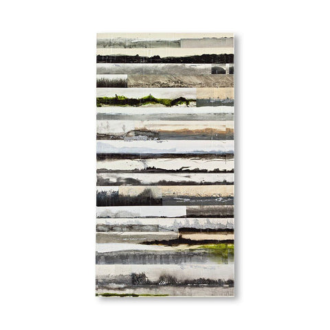 Image of Neutral Plains 2 (25 X 50) Painting - Cece & Me - Home and Gifts