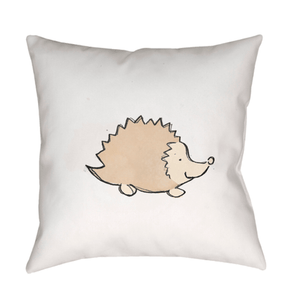 Nursery Pillow ~ Hedgehog - Cece & Me - Home and Gifts