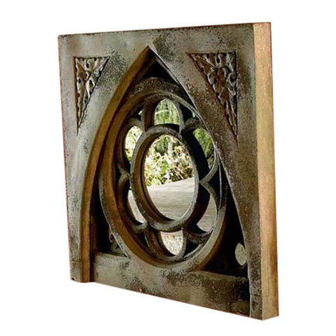 Image of Oak Leaf Tracery Mirror - Cece & Me - Home and Gifts