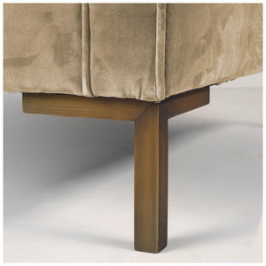 Odin Velvet Club Chair I
