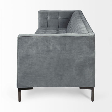 Odin Velvet Sofa ~ II - Cece & Me - Home and Gifts
