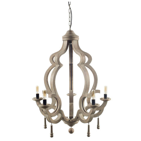 Image of Ogee Chandelier - Cece & Me - Home and Gifts