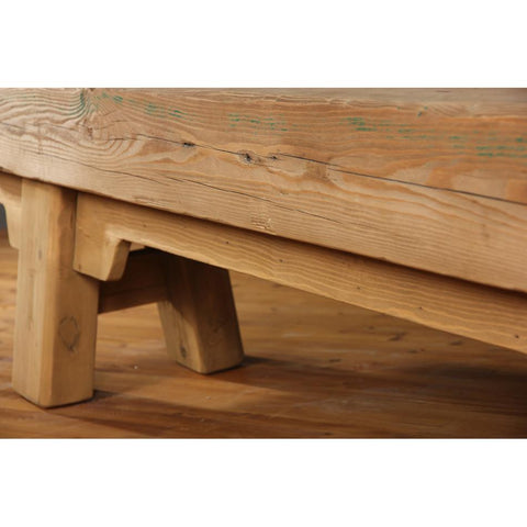 Old Joist Beam Bench - Cece & Me - Home and Gifts