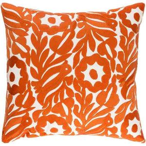 Pallavi Pillow ~ Burnt Orange - Cece & Me - Home and Gifts