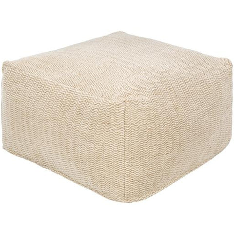 Palmetto Pouf - Cece & Me - Home and Gifts