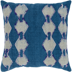 Panta Pillow ~ Dark Blue - Cece & Me - Home and Gifts