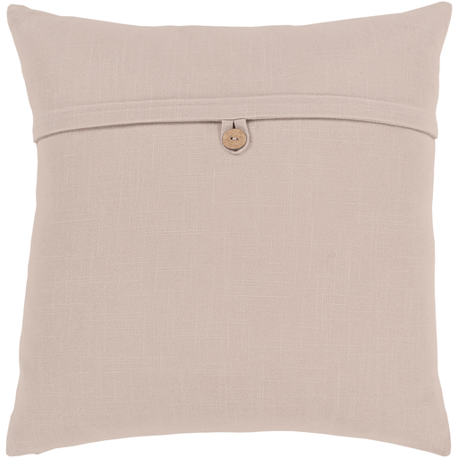 Penelope Pillow ~ Taupe - Cece & Me - Home and Gifts