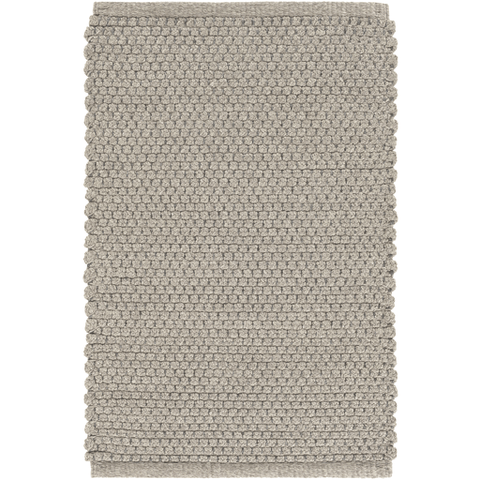 Percy Rug ~ Light Gray - Cece & Me - Home and Gifts