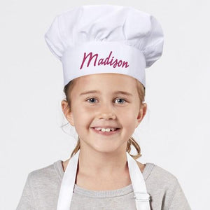 Personalized Chef In Training Kids Chef Hat - Cece & Me - Home and Gifts