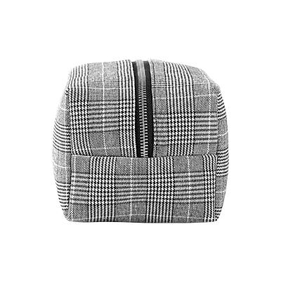 Image of Personalized Glen Plaid Dopp Kit - Cece & Me - Home and Gifts