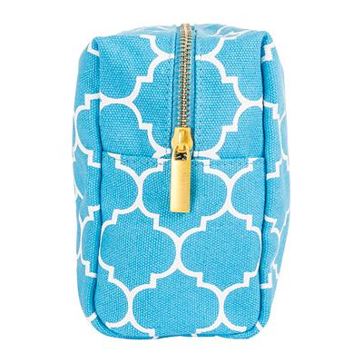 Personalized Moroccan Lattice Cosmetic Bag - Cece & Me - Home and Gifts