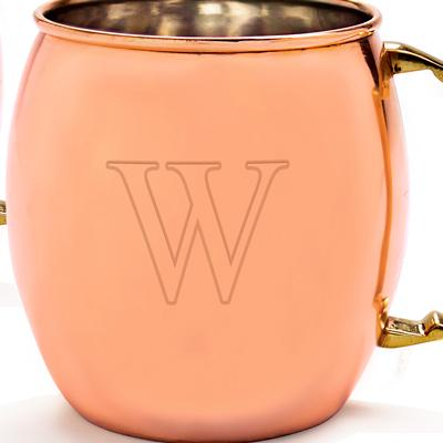 Personalized Moscow Mule Copper Mug (Set of 2) - Cece & Me - Home and Gifts