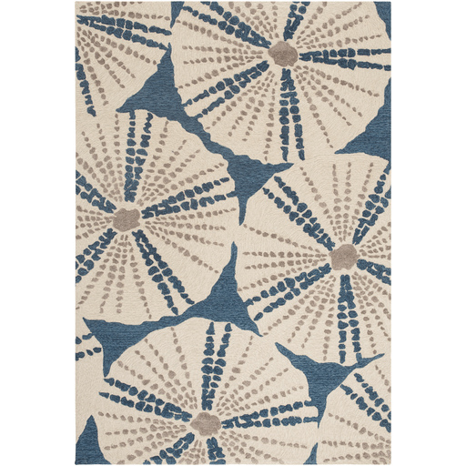 Pescadaro Rug ~ Bright Blue - Cece & Me - Home and Gifts