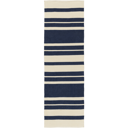 Picnic Rug ~ Navy & Cream - Cece & Me - Home and Gifts
