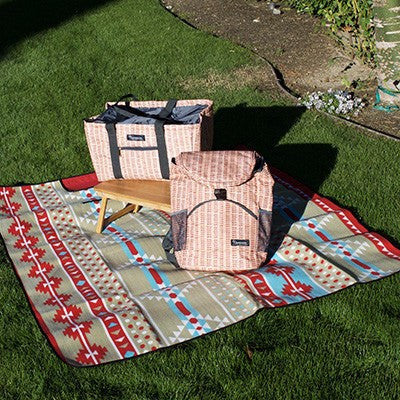 Image of Perfect Foldable Picnic Table Standard - Bamboo - Cece & Me - Home and Gifts