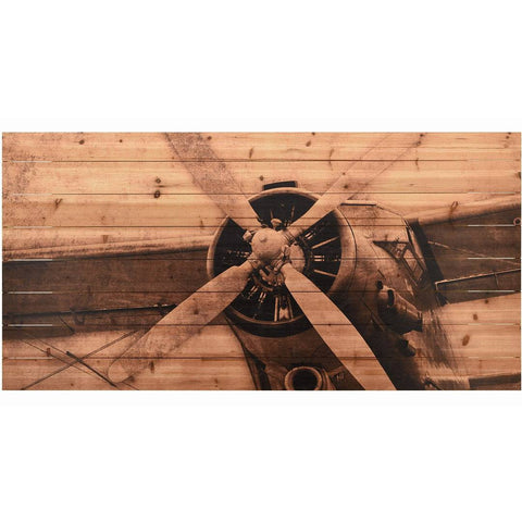 Plane Propeller ~ Solid Fir Wood Planks - Cece & Me - Home and Gifts