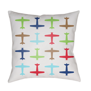 Planes Pillow II - Cece & Me - Home and Gifts