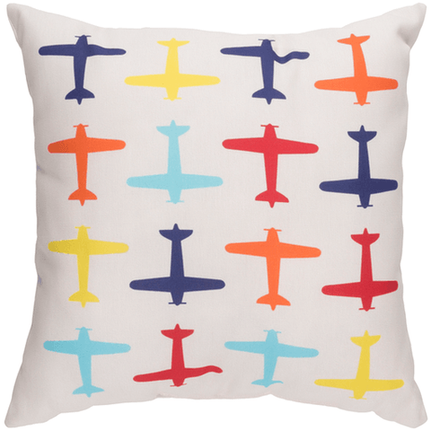 Planes Pillow I - Cece & Me - Home and Gifts
