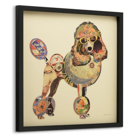 Poodle ~ Art Collage - Cece & Me - Home and Gifts