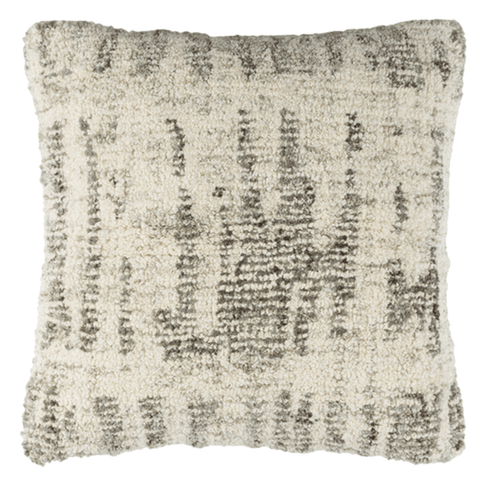 Image of Primal Pillow ~ Gray - Cece & Me - Home and Gifts