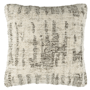 Primal Pillow ~ Gray - Cece & Me - Home and Gifts