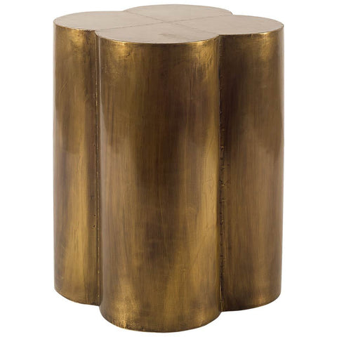Image of Quatrefoil Side Table - Cece & Me - Home and Gifts