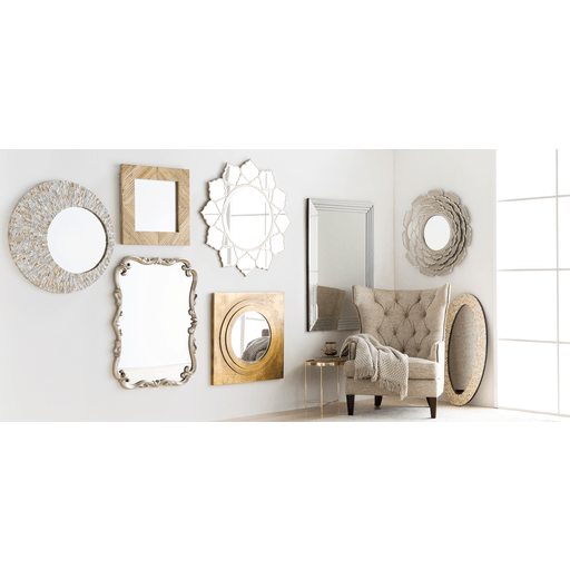 Ramsey Mirror - Cece & Me - Home and Gifts