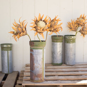 Reclaimed Ammunition Canister - Cece & Me - Home and Gifts