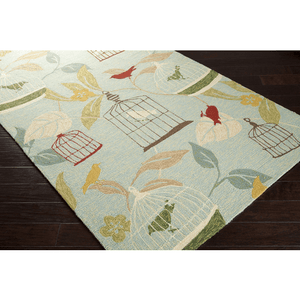 Ridley Rug ~ Sage - Cece & Me - Home and Gifts