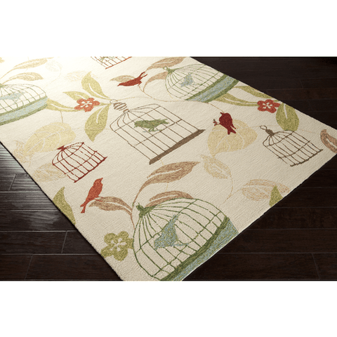 Image of Ridley Rug ~ Khaki - Cece & Me - Home and Gifts